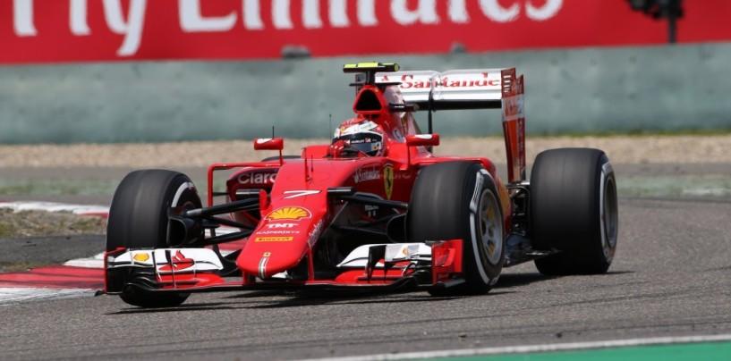 F1 | GP Brasile, Raikkonen: una gara abbastanza noiosa