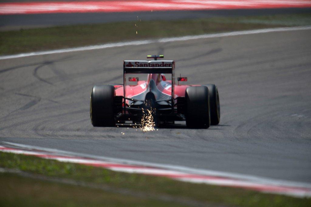 Gran Premio della Cina 2015: la griglia di partenza
