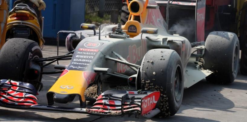 Daniil Kvyat: basta promesse dalla Renault, vogliamo i miglioramenti