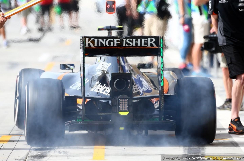 F1 | Per Force India 150° GP all'attacco ad Abu Dhabi