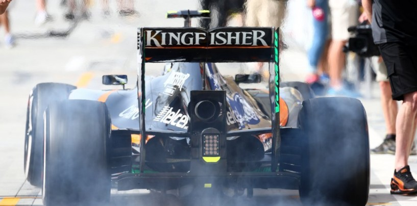F1 | Per Force India 150° GP all'attacco ad Abu Dhabi