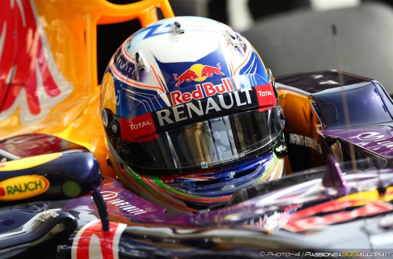 F1 | Red Bull, Ricciardo: l'aggiornamento non dà così tanta potenza in più