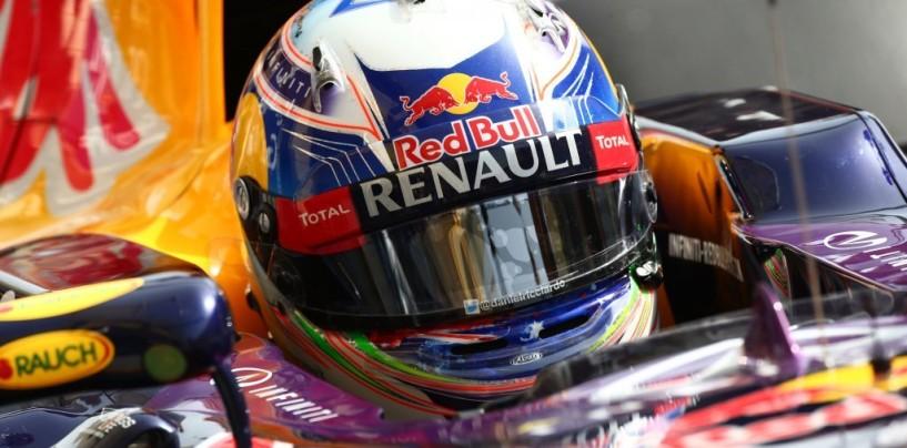 F1 | GP Brasile, Ricciardo: la strategia aggressiva non ha funzionato