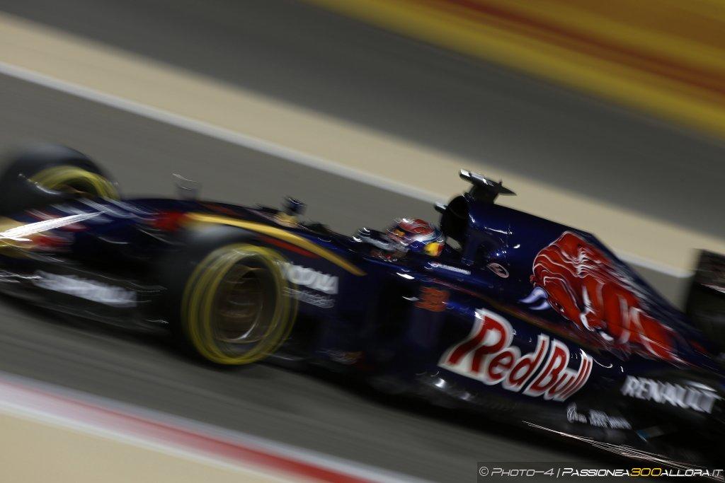 F1   Toro Rosso: due penalità per Max Verstappen ad Abu Dhabi