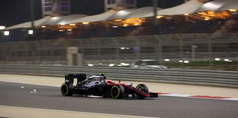 Nuove specifiche di motore per Honda a Spa