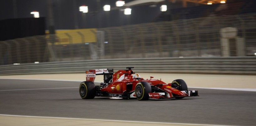 Sebastian Vettel patron della Formula 4
