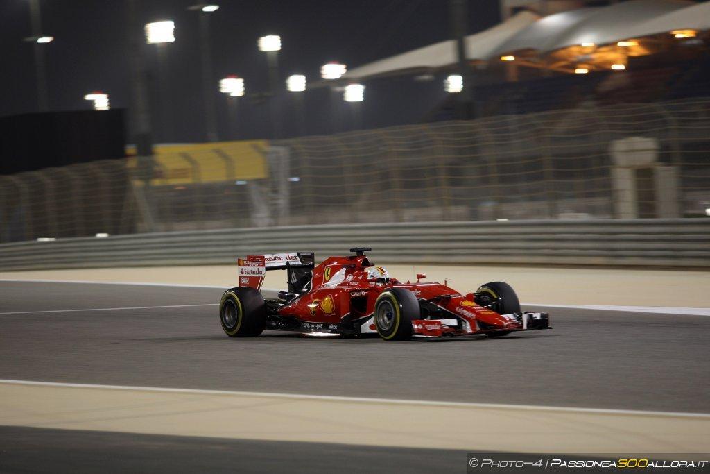 Le critiche di Ecclestone non scompongono Sebastian Vettel