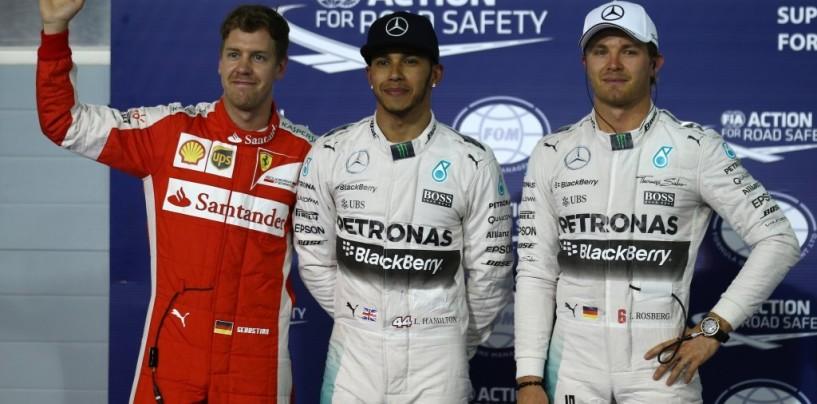 GP del Bahrain, qualifiche: le dichiarazioni dei piloti