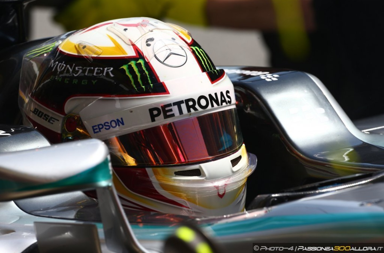 F1 | Cambio di Power Unit per Hamilton in Cina