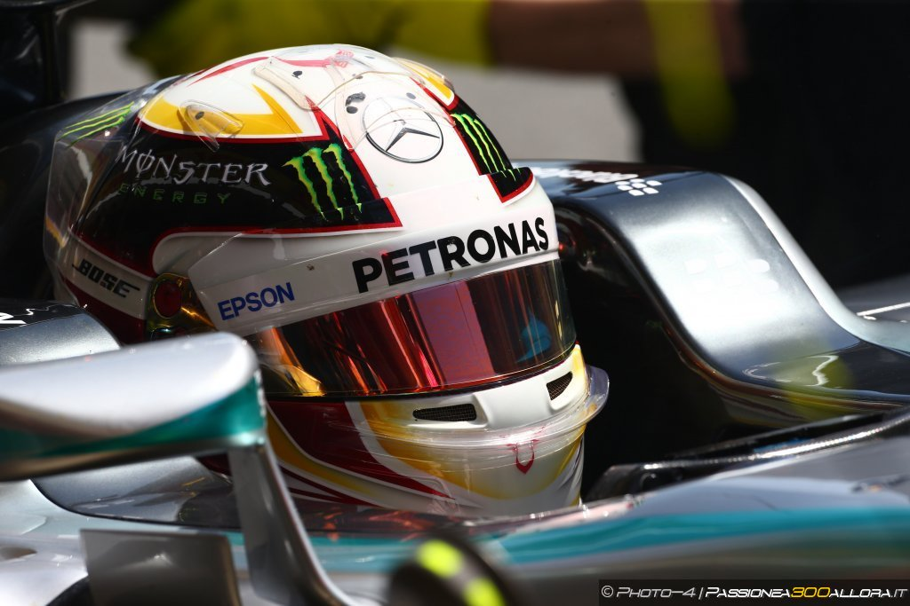 F1 | Cambio di Power Unit per Hamilton in Cina