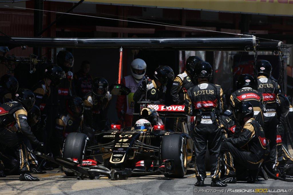 F1 | Lotus fiduciosa di finalizzare l'operazione con Renault