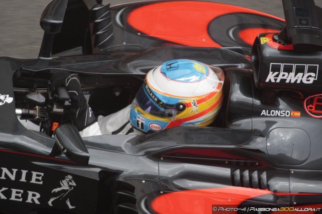 McLaren, Fernando Alonso: