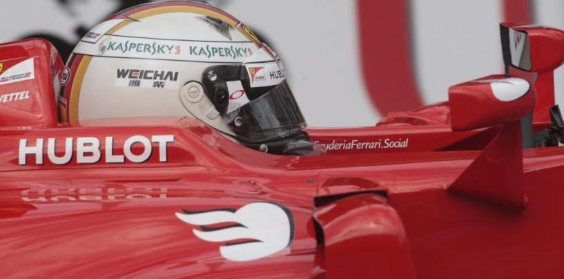 Sebastian Vettel il migliore nelle libere 3 di Montecarlo