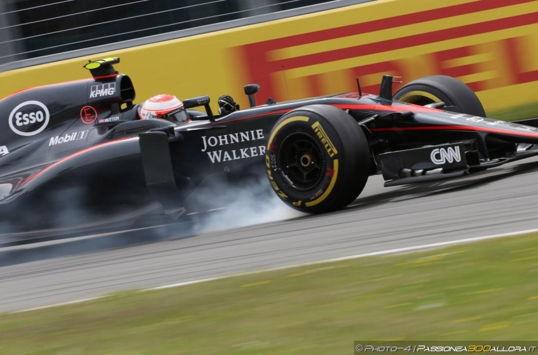 McLaren Honda, Jenson Button: meglio essere positivi
