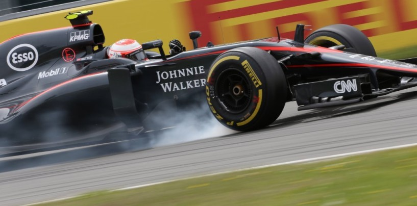 GP di Gran Bretagna 2015: la griglia di partenza