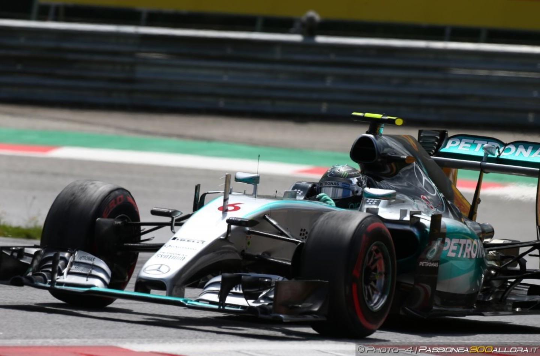 Rosberg in attesa del Gran Premio d'Italia