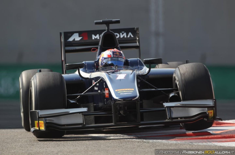 Mitch Evans a favore del nuovo sistema di punti FIA