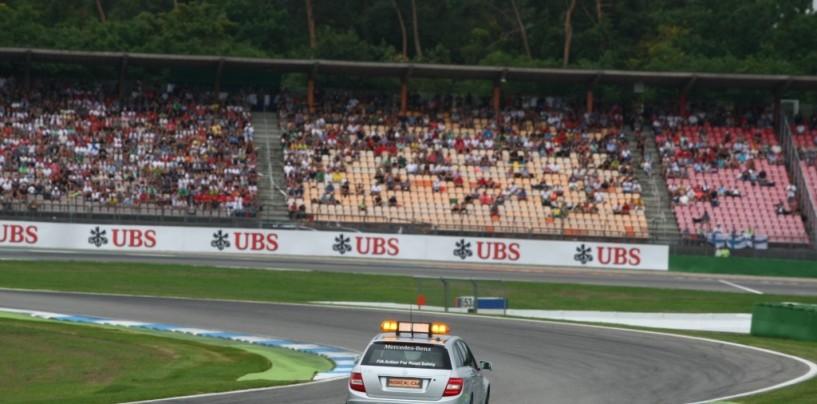 "Ecclestone: ""Nel 2015 saremo a Hockenheim"". Nurburgring fuori"