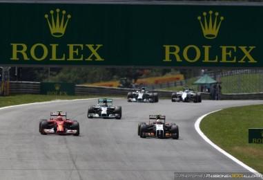 F1   Storia del GP d'Austria