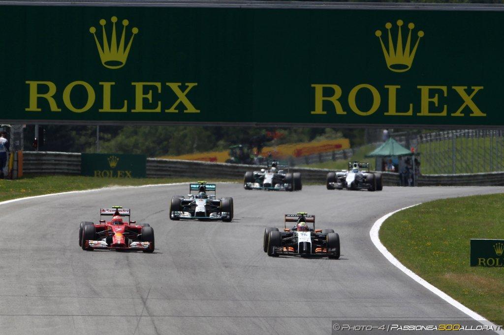 Pagelle del GP d'Austria 2014