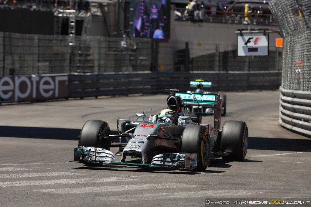 Pagelle del GP di Monaco 2014