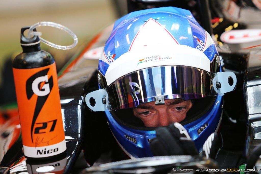 Palmer alla ricerca di un ruolo da test driver per il 2015