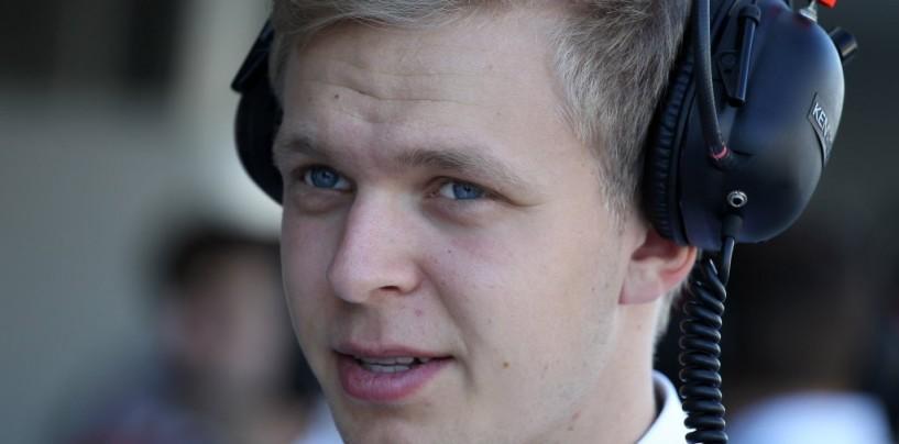 Kevin Magnussen correrà in F1 con il numero 20