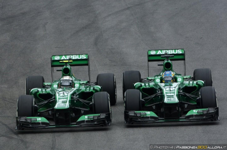 La Caterham presenterà la monoposto direttamente a Jerez