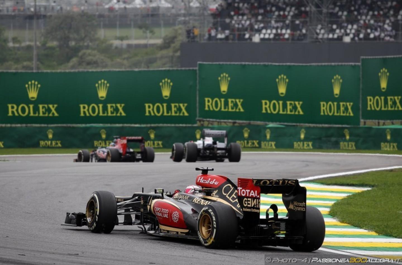 La Lotus non parteciperà ai primi test di Jerez