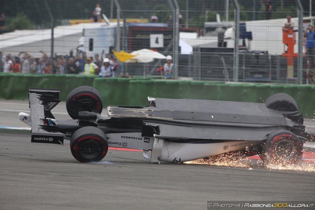 Le 10 Pillole del GP di Germania 2014