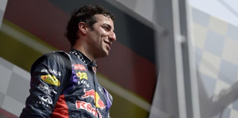 Ricciardo: è nata una Stella a 32 denti!