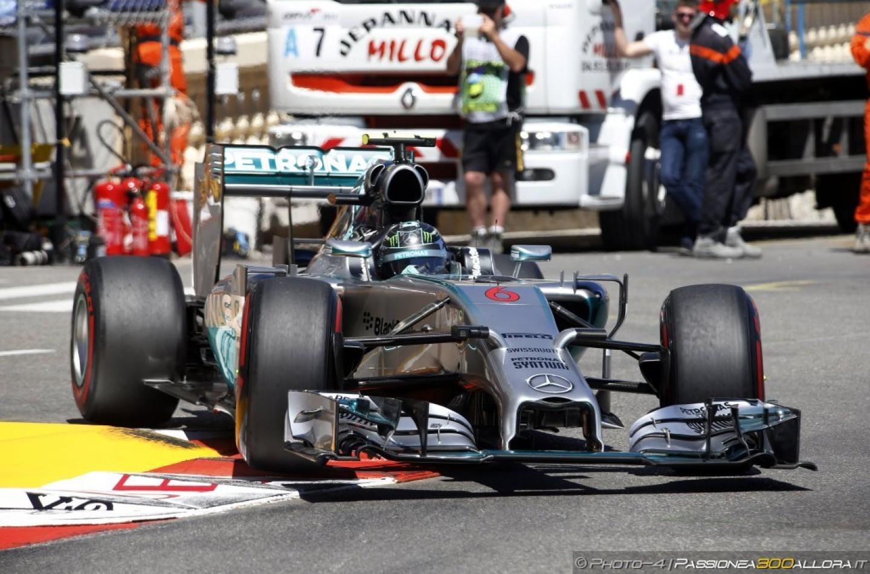 Qualifiche GP del Canada: Nico Rosberg in pole!