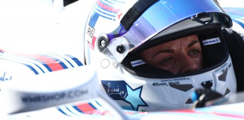 Williams: il commento di Susie Wolff