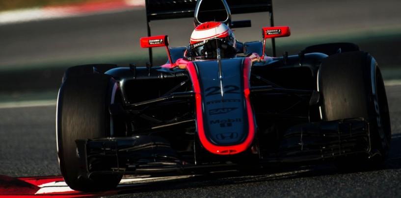 McLaren: inizio di test in salita