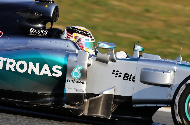 Qualifiche GP d'Ungheria: Hamilton strapazza tutti. Rosberg in prima fila, Vettel 3°