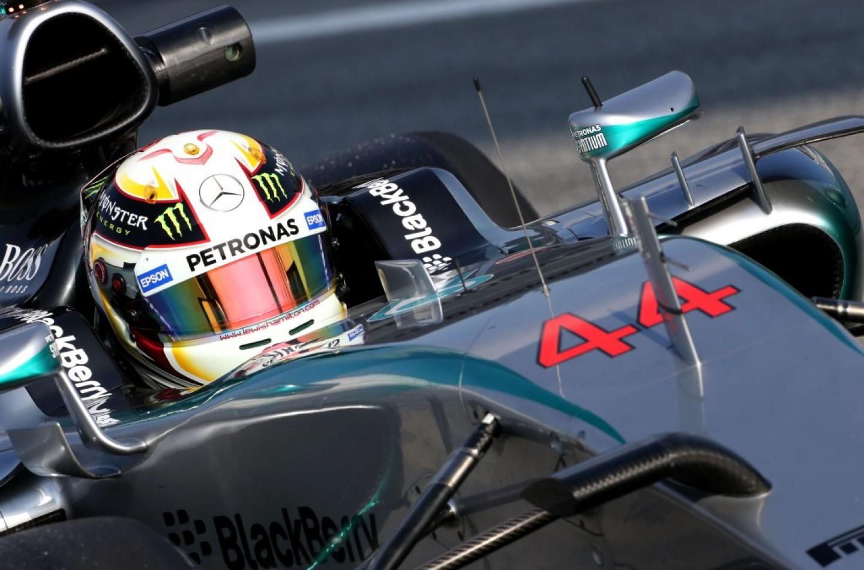 Prove libere 3 a Melbourne: Hamilton al top, dietro Vettel e Rosberg