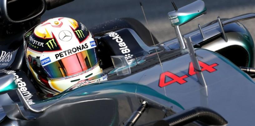 Qualifiche GP Malesia: Hamilton in pole, Vettel al suo fianco