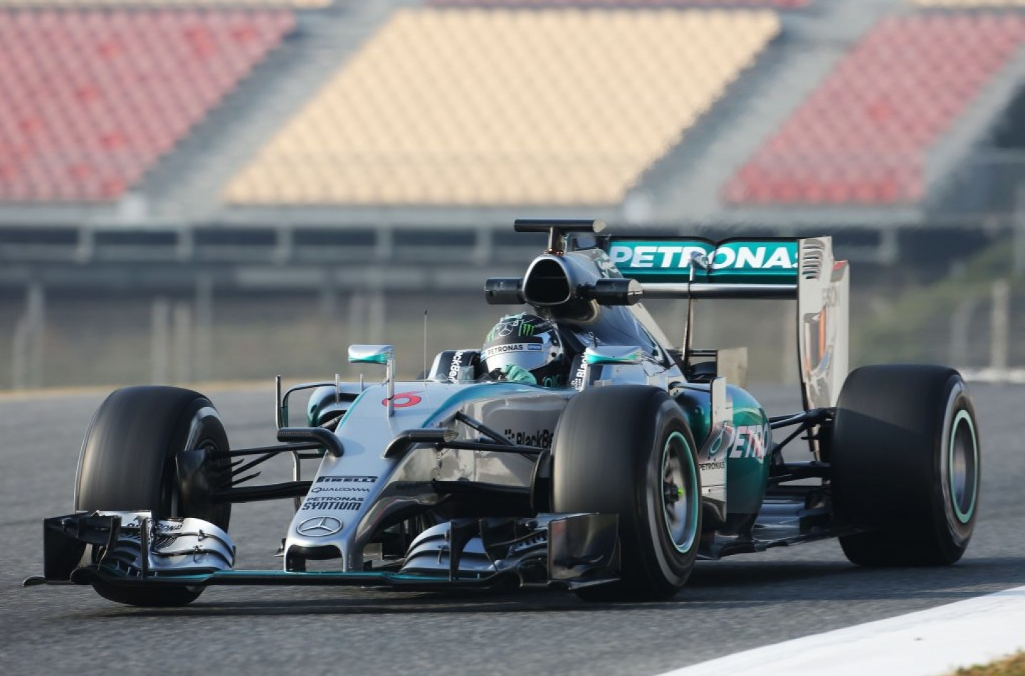 Sepang, prove libere 3: Mercedes, poi Ferrari e Williams